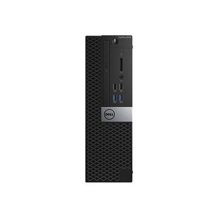 Dell OptiPlex 5040 Core i3-6100 4GB 500GB DVD-RW DVD-RW Windows 7 Professional Desktop