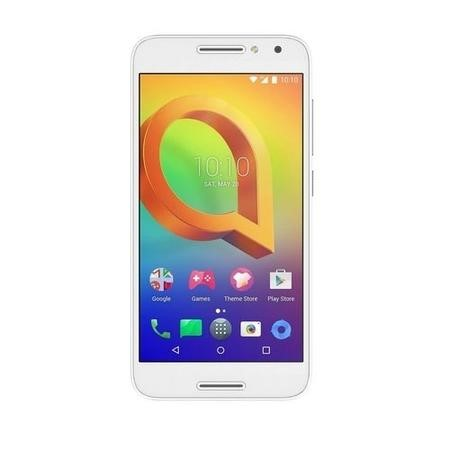 "Alcatel A3 White 5"" 16GB 4G NFC Unlocked & SIM Free"