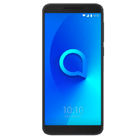 "Alcatel 3 Spectrum Black 5.5"" 16GB 4G Unlocked & SIM Free"