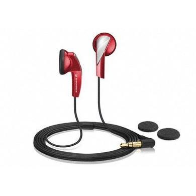 Sennheiser MX 365 In-Ear Headphones - Red