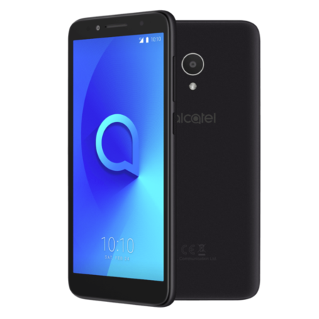 "5059Y-2AALGB1 Alcatel 1X Black/Dark Grey 5.3"" 16GB 4G Unlocked & SIM Free"