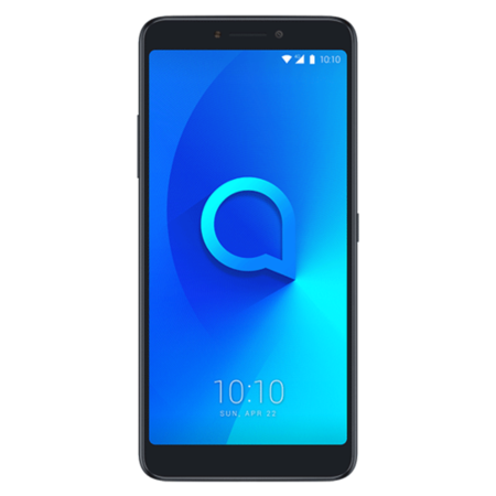 "5099Y-2CALGB1 Alcatel 3V Spectrum Black 6"" 16GB 4G Unlocked & SIM Free"