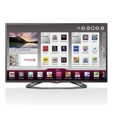 LG 50LA620V 50 Inch Smart 3D LED TV