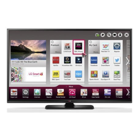 LG 60PB690V 60 Inch Smart 3D Plasma TV