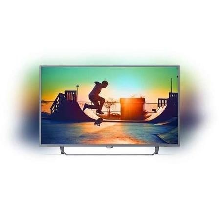 "GRADE A1 - Refurbished Philips 50PUS6272 50"" 4K Ultra HD HDR Ambilight LED Smart TV with 1 Year Warranty"