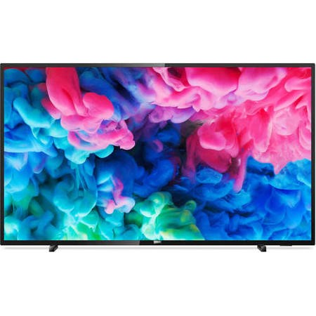 "43PUS6503/12/R/B GRADE A2 - Refurbished Philips 43PUS6503 43"" 4K Ultra HD HDR LED Smart TV with 1 Year Warranty"