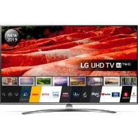 "Refurbished LG 50"" Smart 4K Ultra HD HDR LED TV with Google Assistant"