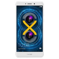 "Honor 6X Silver 5.5"" 32GB 4G Dual SIM Unlocked & SIM Free"