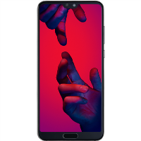 "Grade A3 Huawei P20 Pro Black 6.1"" 128GB 4G Single Sim Unlocked & SIM Free"