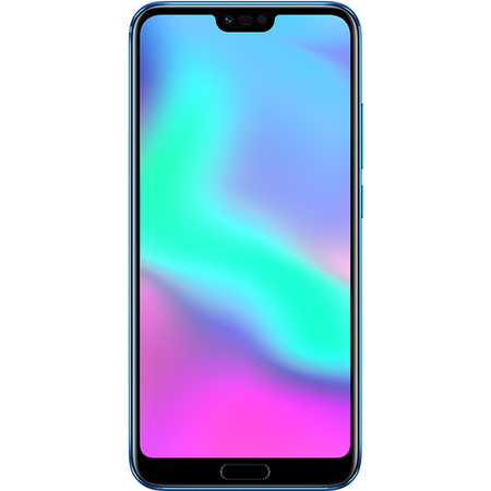 "51092LYY Honor 10 Phantom Blue 5.84"" 128GB 4G Dual SIM Unlocked & SIM Free"