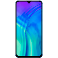 "Honor 20 Lite Phantom Blue 6.21"" 128GB 4G Dual SIM Unlocked & SIM Free"