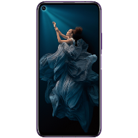 "Honor 20 Pro Black 6.26"" 256GB 4G Unlocked & SIM Free"