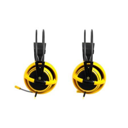 SteelSeries Siberia v2 Navi Headset - Yellow/Black