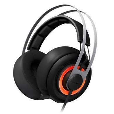 SteelSeries Siberia 650 Elite Headset Black