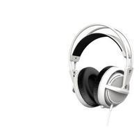 Steelseries Siberia Headset With Rectractable Mic White