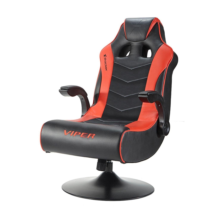 Remarkable X Rocker Wireless Viper 2 1 Gaming Chair Black Creativecarmelina Interior Chair Design Creativecarmelinacom