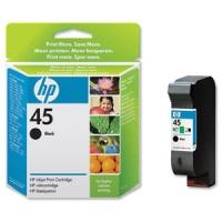 HP 45 Large - print cartridge
