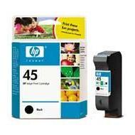 HP 45 - print cartridge