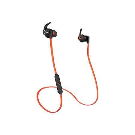 Creative Outlier Sports Wireless Earphones in Orange