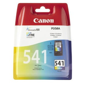 Canon CL 541 - Print cartridge - 1 x colour (cyan, magenta, yellow)