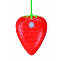 Pat Says Now Strawberry USB Mouse