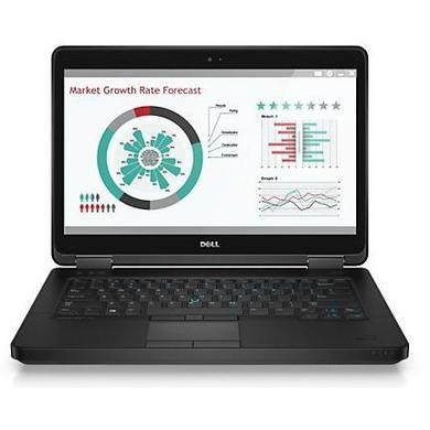 Dell Latitude E5440 CORE i3-4010U 4GB 500GB 14' HD CAM MIC INTEL HD 4400 DVD RW WIN7PRO64 1YR NBD GREY