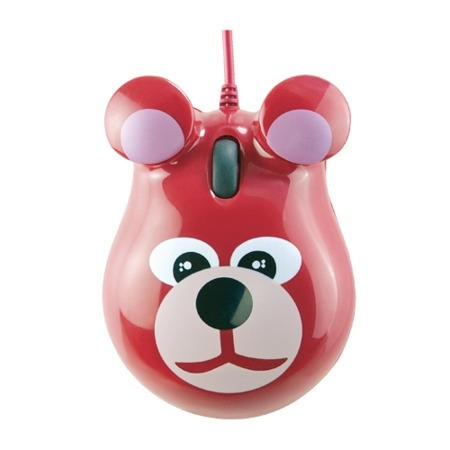 Pat Says Now Bear USB Mouse