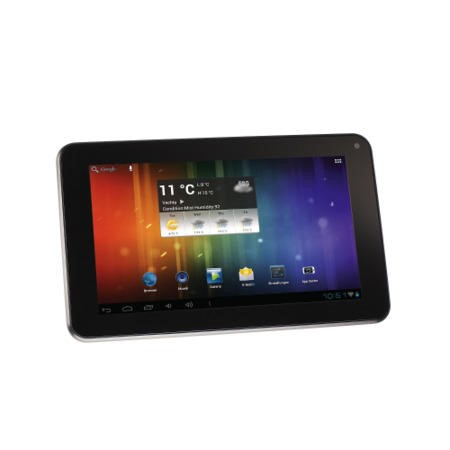 Intenso 7 Tab 714  Cortex A8 512B 4GB 7 inch Android 4.0 Ice Cream Sandwich Tablet