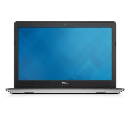 "Dell Inspiron 5548 i7-5500U 2.4Ghz 4MB 8GB 4X2GB 1600MHz 1TB SATA 5.4k 2.5"" Hybrid/8GB Flash 15.6"" HD1366X768  AMD Radeon R7 M270 2GB in Silver"
