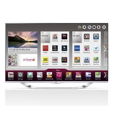LG 47LA740V 47 Inch Smart 3D LED TV