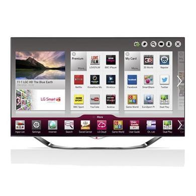 LG 47LA960W 47 Inch Smart 3D LED TV