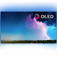 "Philips 55OLED754/12 55"" 4K Ultra HD HDR Smart OLED TV with Amblilight"