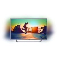 "Refurbished - Grade A1 - Philips 50PUS6272 50"" 4K Ultra HD HDR Smart LED TV with Ambilight"