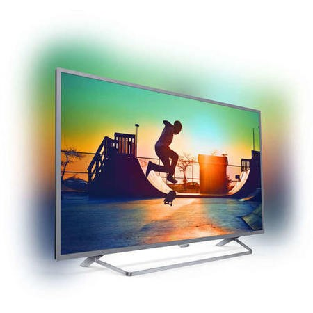 "GRADE A3 - Philips 55PUS6272 55"" 4K Ultra HD Ambilight LED Smart TV with HDR and 1 Year Warranty"