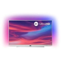 "GRADE A1 - Philips 55PUS7334/12 55"" Smart 4K Ultra HD LED Android TV with 1 Year Warranty"