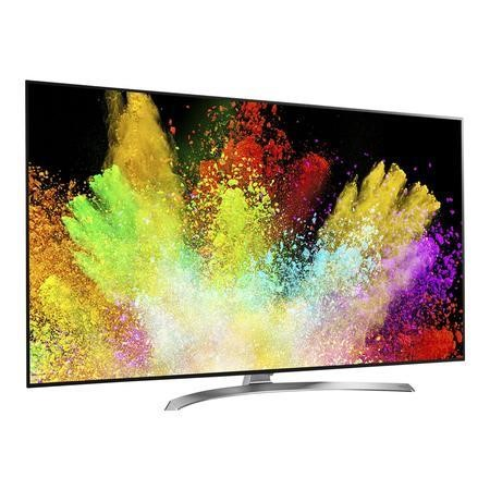 "LG 55SJ850V 55"" 4K Ultra HD HDR LED Smart TV"