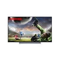"GRADE A1 - Toshiba 55U5766DB 55"" 4K Ultra HD LED Smart TV with Freeview HD and Freeview Play"