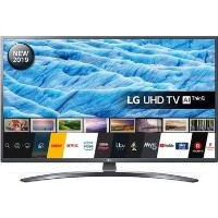 "LG 55UM7400PLB 55"" 4K Ultra HD Smart HDR LED TV with Freeview HD and Freesat"