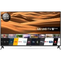 "GRADE A2 - LG 55"" 4K Ultra HD Smart HDR LED TV with Freeview HD and Freesat"