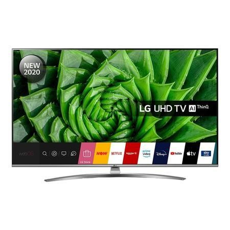 LG 55UN81006LB LED HDR 4K TV 55 Inch With Freeview HD/Freesat