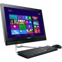 "Lenovo AMD DC E1-2500 6GB 1TB 20"" Touch Windows 8 All In One"