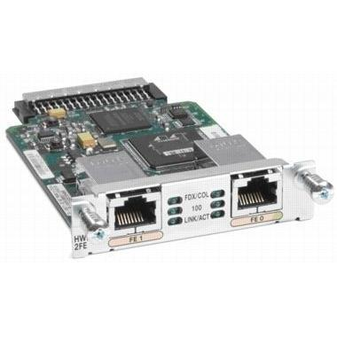 Cisco High-Speed WAN Interface Card expansion module - 2 ports