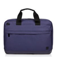 "Knomo 14"" Turin Laptop Bag - Blue"