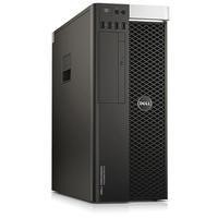 dell Precision T5810 Intel Xeon E5-1650-v3 16G 2TB DVD-RW FirePro W5100 Windows 7 Professional Works
