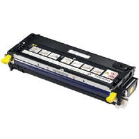 Black Toner Cartridge for Dell Printer