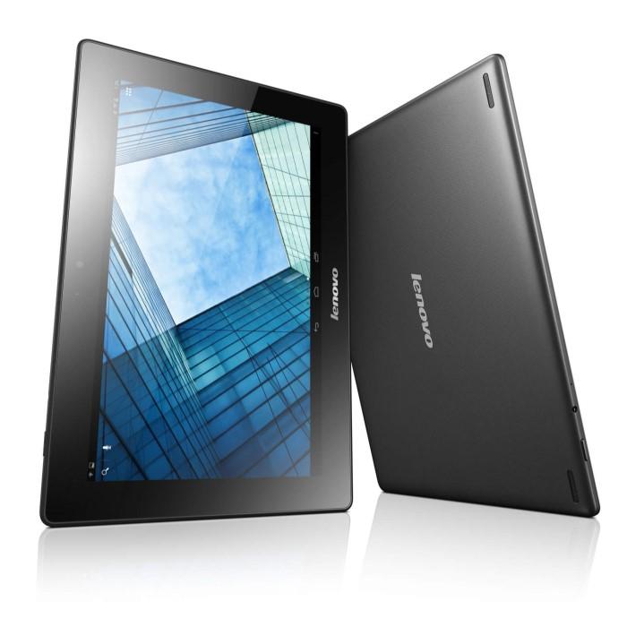 Refurbished Grade A1 Lenovo IdeaTab S6000 Black MTK 8125 Quad Core 1 2GHz  1GB 16GB Android 4 2 10 1