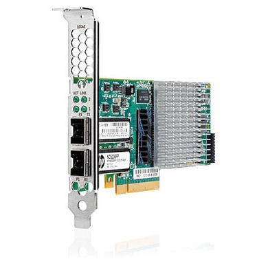 HPE NC523SFP 10GB 2-PORT SERVER ADAPTER