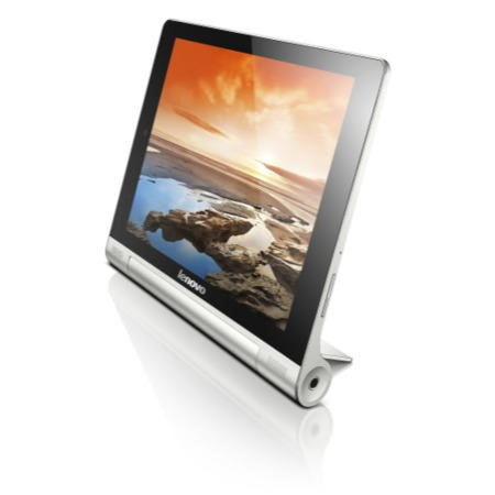 Lenovo Yoga Tablet 8 Quad Core 1GB 16GB 8 inch Android 4.2 Jelly Bean 3G Tablet in Silver