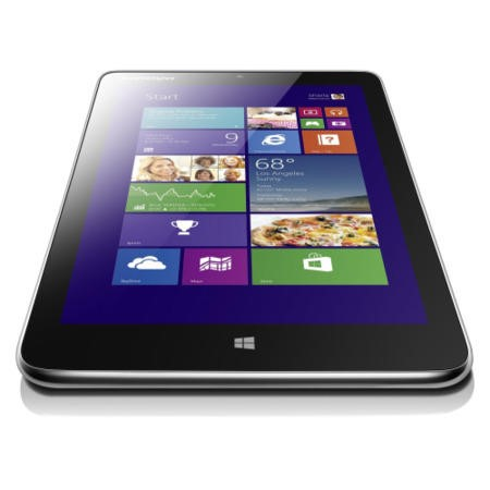 Lenovo Miix 8 Silver Quad Core 2GB 32GB 8 inch Windows 8.1 Tablet in Silver