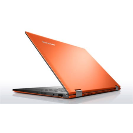 Lenovo Yoga 2 Quad Core 500GB + 8GB SSD 11.6 inch IPS Windows 8.1 Convertible Laptop